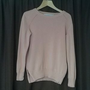 & Other Stories dusty pink sweater size Medium